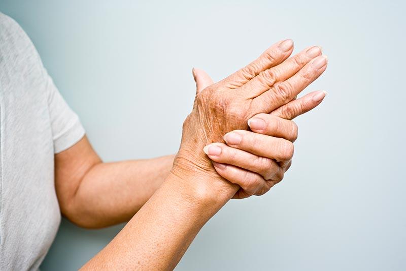 Gelenkschmerzen - Rheumazym